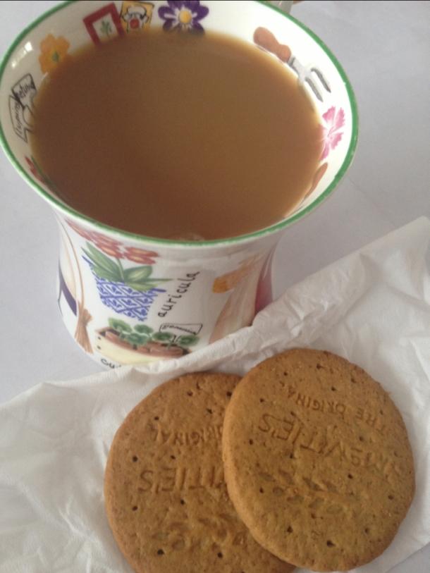 Breakfast, Chrystal Yuen