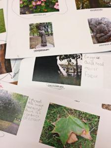 photowalk visual treasure hunt
