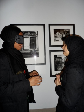 Gallery Visit: Westminister Academy's Visit toRIBA