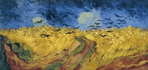 Wheatfield with Crows, 1890 painting by Vincent van Gogh