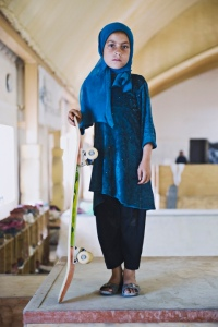 Skate Girl, Jessica Fulford-Dobson